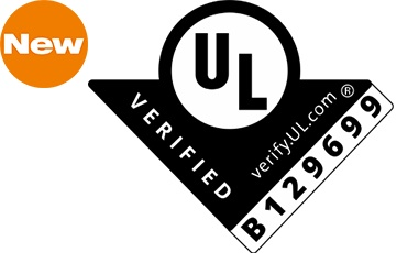 36-month chainflex guarantee: UL verified